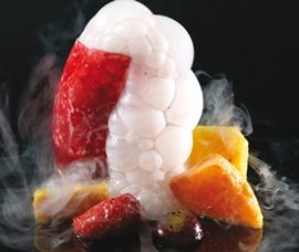 pompas de fresa